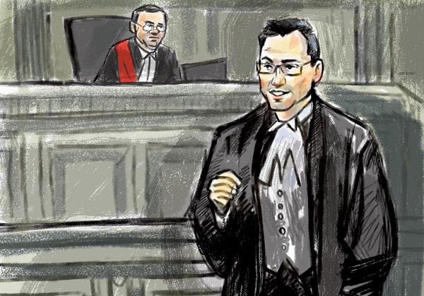 Jordan Donich Trial Lawyer